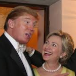 Trump and Hillary